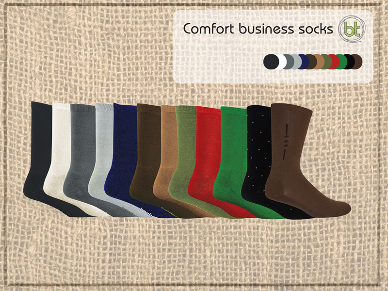 BT Comfort Socks